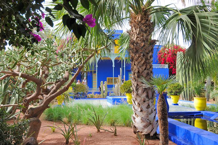 5-daagse stedentrip naar magisch Marrakech (2 p.)