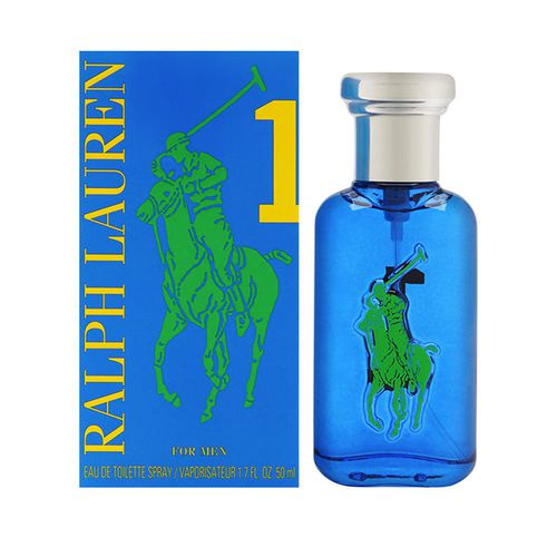 Korting Big Pony Blue eau de toilette van Ralph Lauren (50 ml)