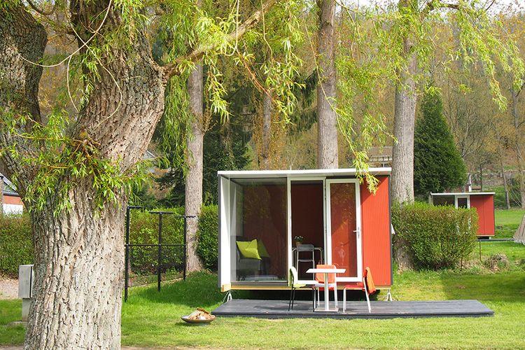 Midweek of weekend in een Lodge in de Ardennen (4 p.)