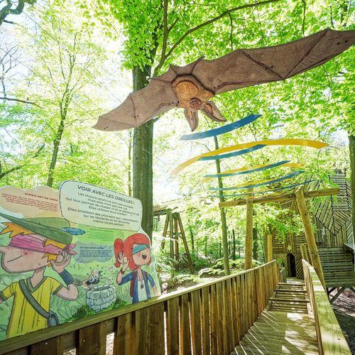 Recreatiebos Parc Chlorophylle