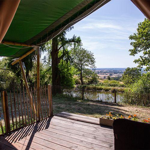 Voorjaarsactie: Safaritent of Sun Lodge met 100 korting