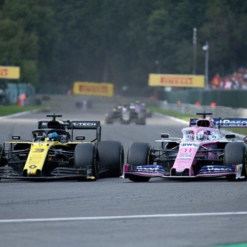 Tickets voor de vrije training Formule 1 GP België 2021