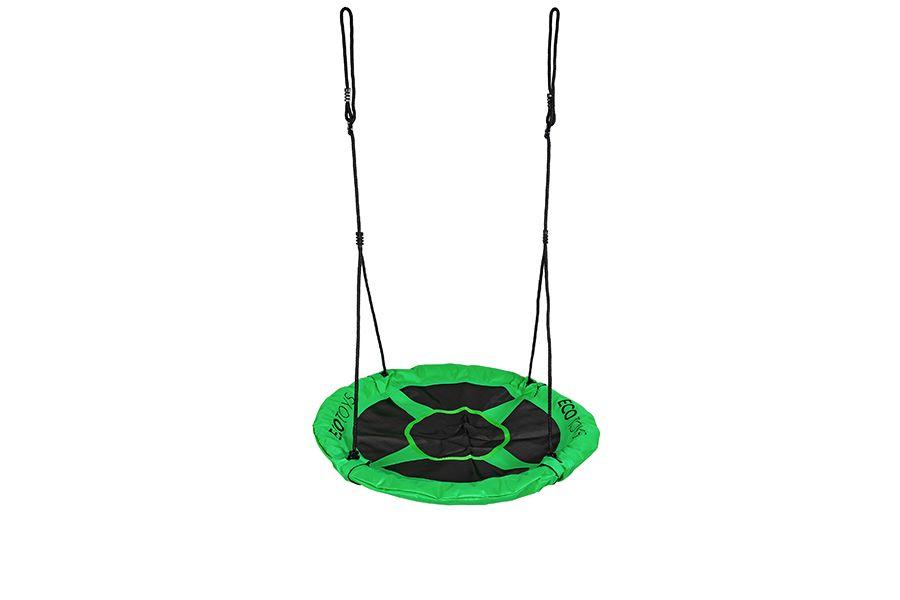 Groene nestschommel van ECOTOYS