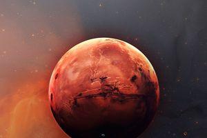 Uniek cadeau: je eigen stukje van de planeet Mars