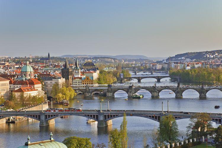 ✈ 3 daagse stedentrip naar Praag (2 p.)