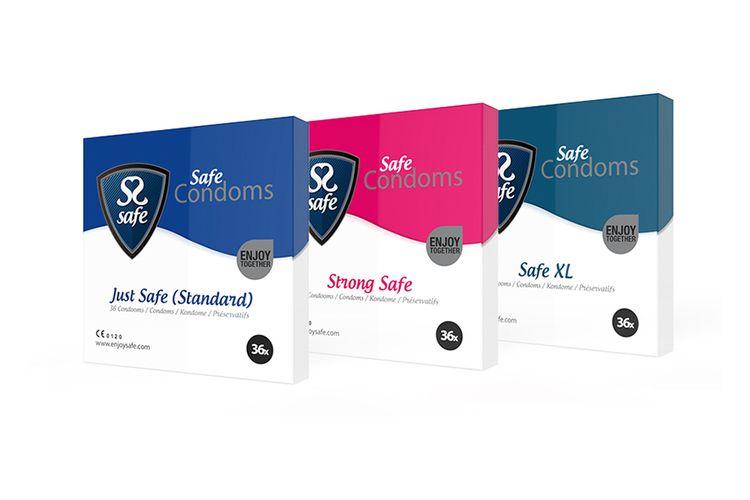108 Extra Safe-condooms