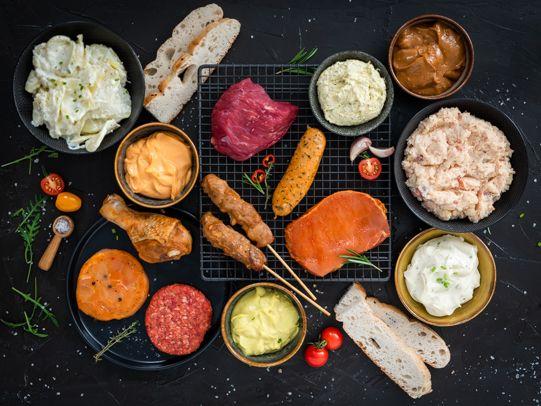 40% korting BBQ- en steakpakketten van EasyGrill.nl