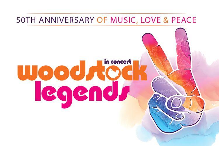 Woodstock Legends - ode aan legendarisch festival (2 p.)