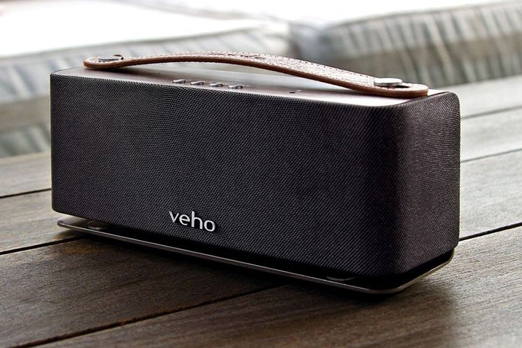 Retro bluetooth-speaker van Veho