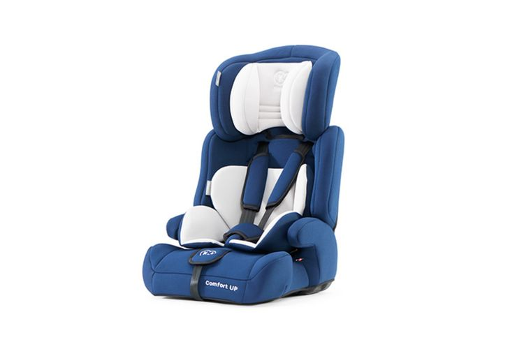 Blauwe 2-in-1 autostoel van Kinderkraft (tot 36 kg)
