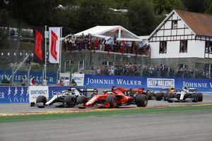 2 zitplaatsen vrije training Formule 1 GP België 2021