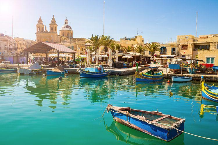 4 nachten in een 4-sterrenhotel op Malta (2 p.)