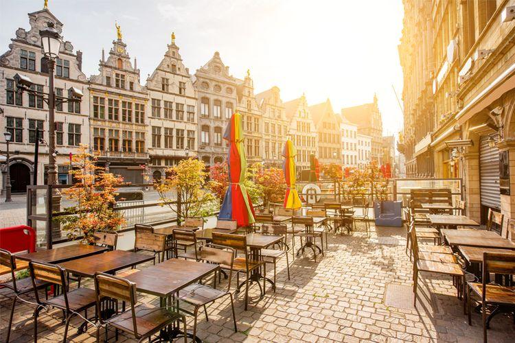Overnachting in Leonardo Hotel Antwerpen