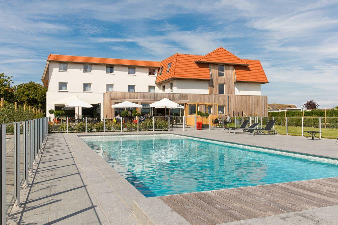 Overnachting in Mystery Hotel aan Belgische kust (2 p.)