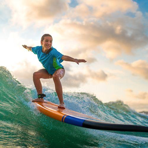 Surfles voor 1 persoon