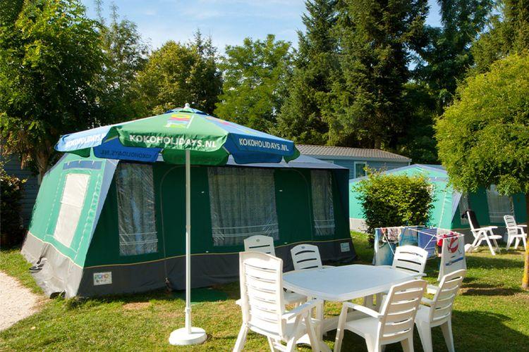 7 nachten op Franse of Belgische camping naar keuze