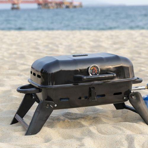 Compacte barbecue van Buccan