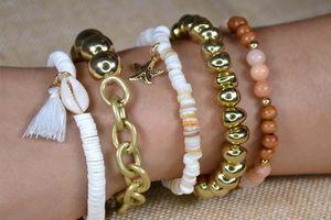 Lot de 5 bracelets Di Lusso