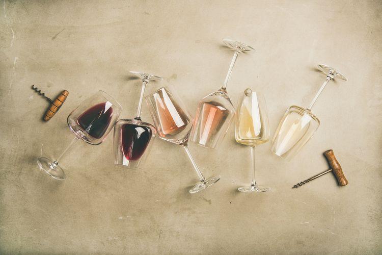 Korting Wijnproeverij bij jou thuis (6 p.)