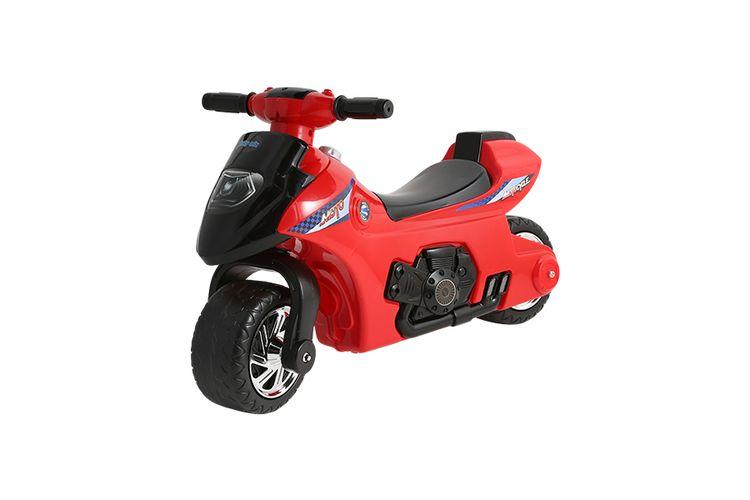 Jouw kindje leert veilig lopen met deze motor