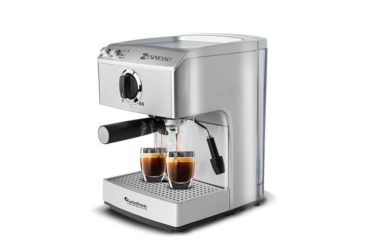 Zespresso Koffiemachine (kleur: zilver)