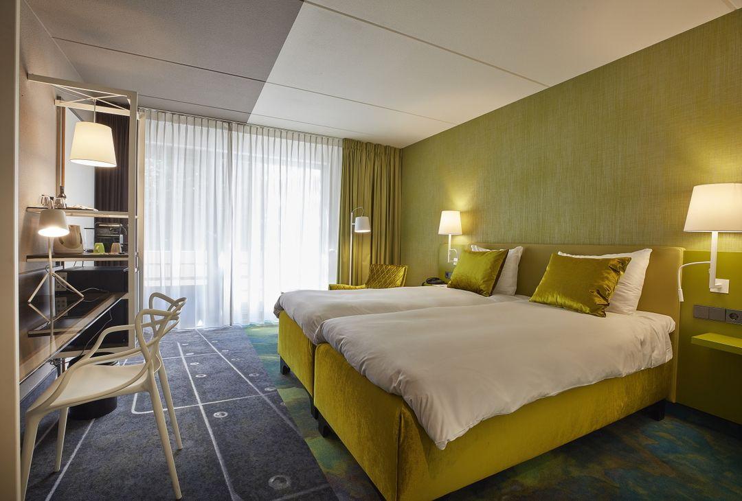 Ontdek het Carlton President hotel in Utrecht (4*)