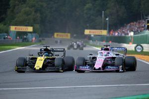 2 staanplaatsen vrije training Formule 1 GP België 2021