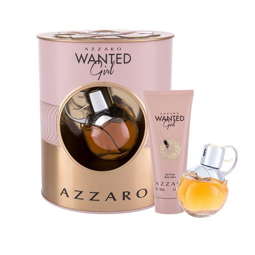 Eau de parfum en bodylotion van Azzaro