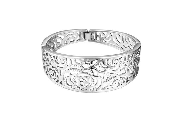 Armband Ecclesia met kristalelementen