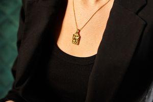 Cadeautip! Ketting met hanger van Laura Ferini