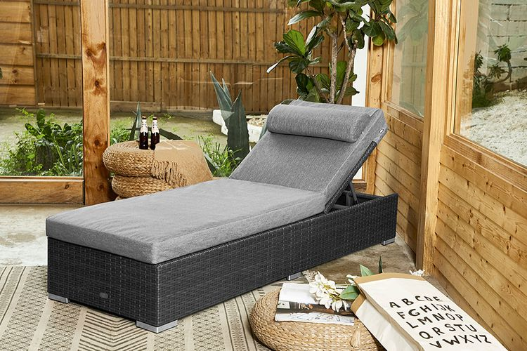 Chaise Le Feel Furniture Longue Pour 1JclFK