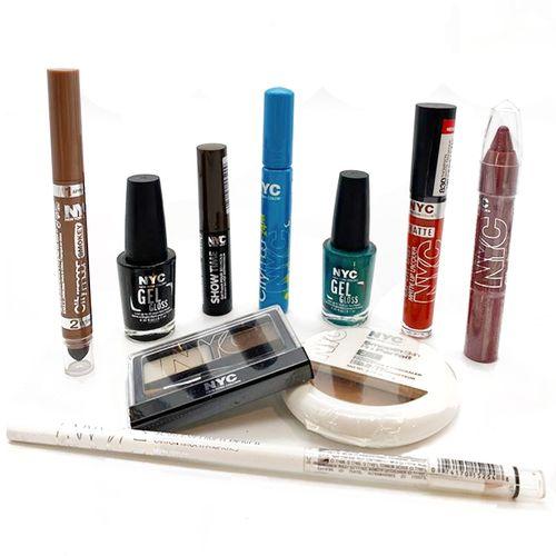 Beautypakket van NYC Cosmetics