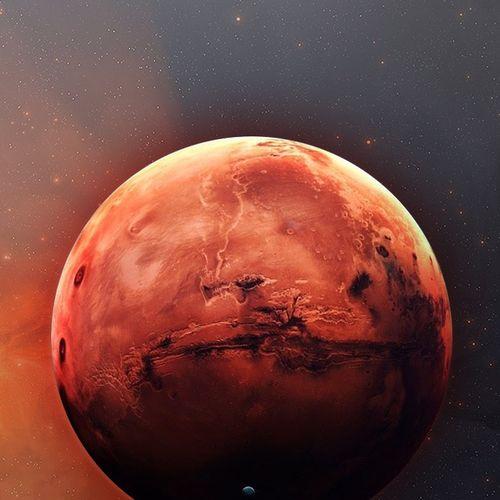 Je eigen stukje Mars