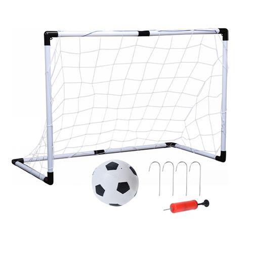 Speelgoed-voetbaldoel