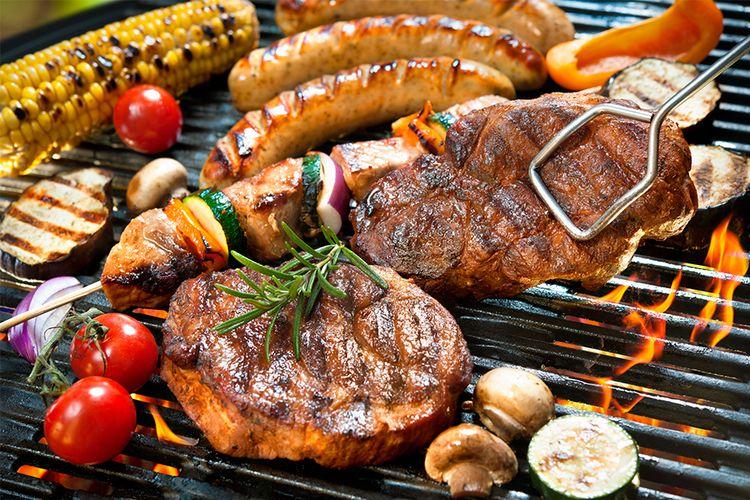 Barbecue vleespakket bij je thuisbezorgd (6 p.)