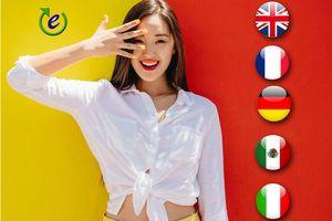 Online taalcursus Frans, Engels, Duits, Spaans,Italiaans