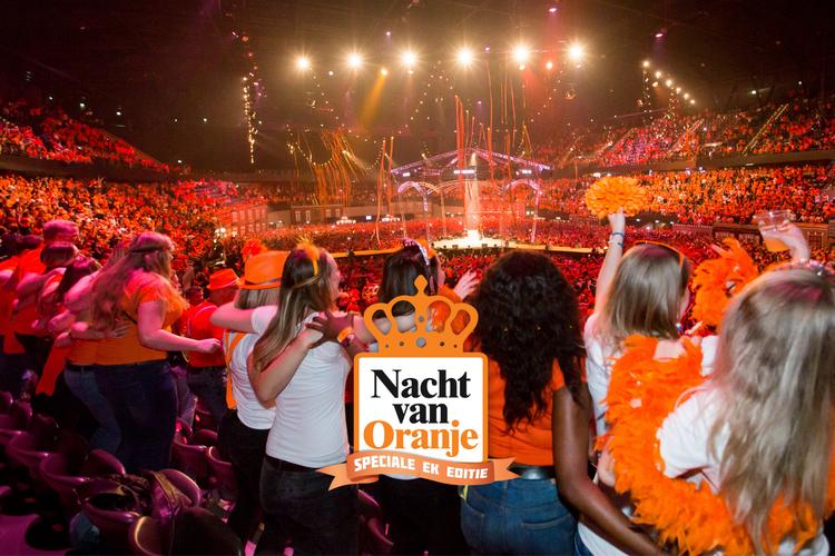 Nacht van Oranje 2020 'EK editie' Rotterdam Ahoy (2p.)