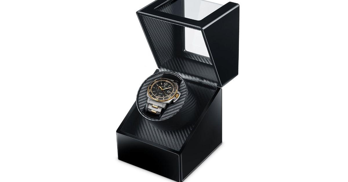Remontoir pour les montres automatiques