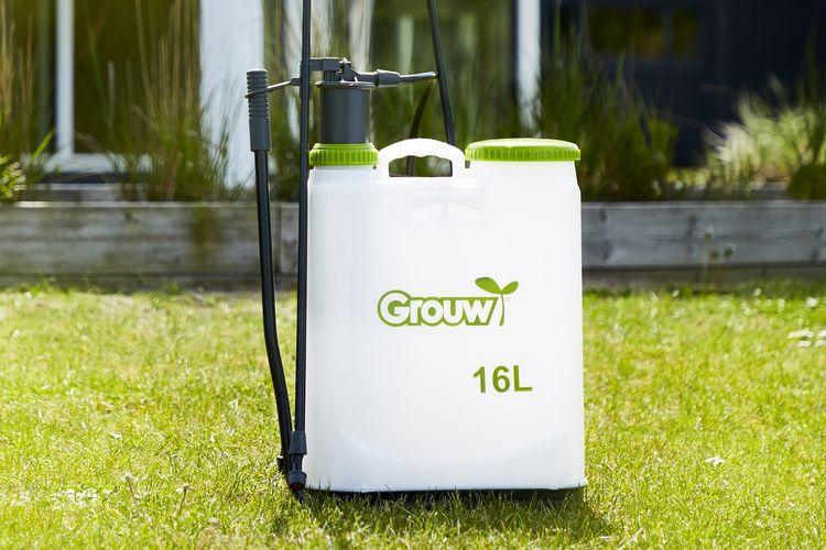 Druksproeier van Grouw (16 liter)