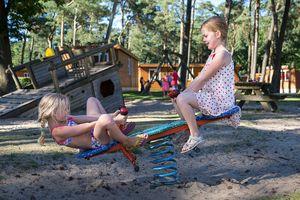 In de zomer een week kamperen bij Oostappen (4 p.)