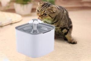 Drinkfontein voor honden en katten (2,5 L)