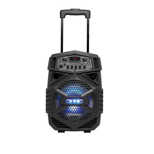 Trolley-speaker met microfoon van DIFRNCE