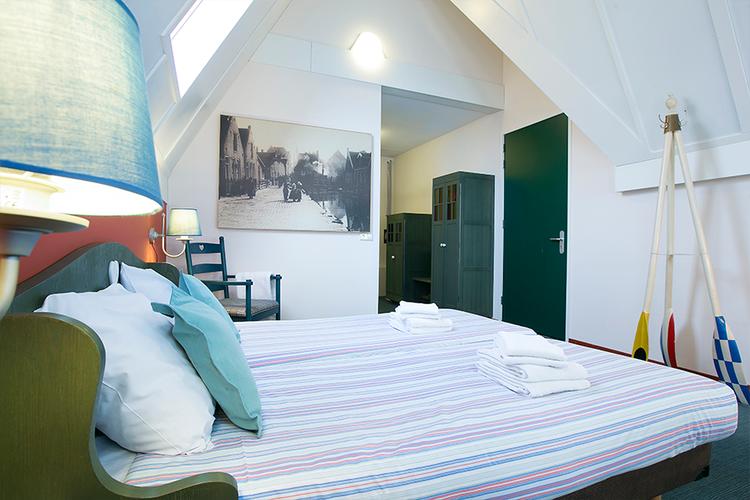Hotelovernachting op Roompot Volendam (2 p.)