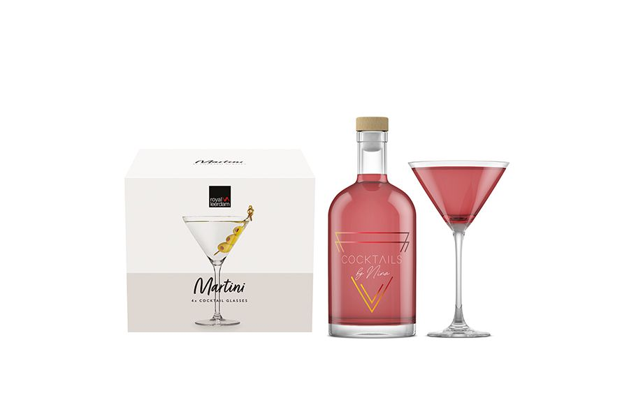 Cocktailpakket naar keuze van Cocktails by Nina (750 ml)