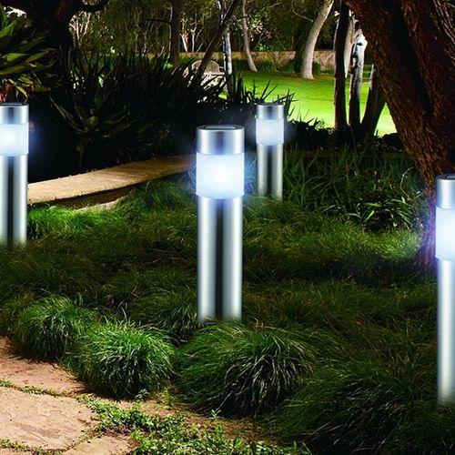 4 luxe tuinlampen