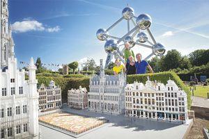 Tickets pour Mini-Europe à Bruxelles (2 p.)