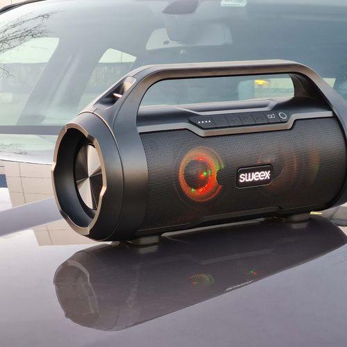 Draadloze bluetooth-speaker XL