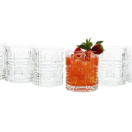 6-delige luxe glazenset van Quid (310 ml)