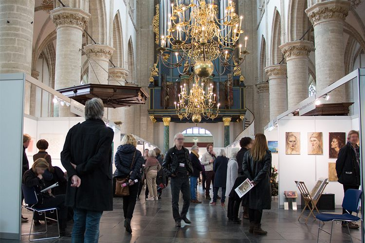 Tickets voor de Brabant Art Fair (2 p.)