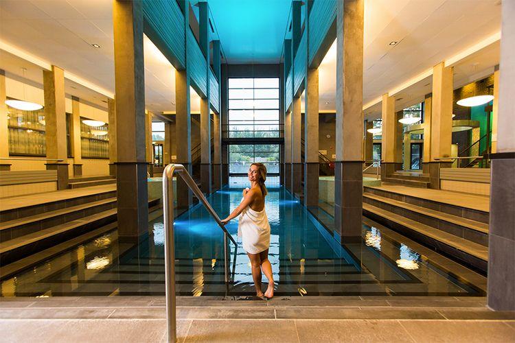 Een hele dag wellness bij Spa Sport Hotel Zuiver (2 p.) Amsterdam